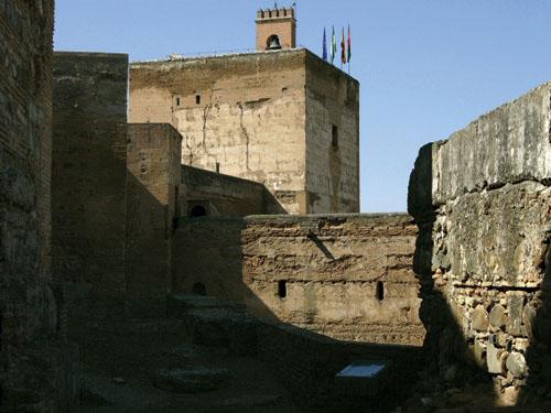Alcazaba_Alhambra._Granada