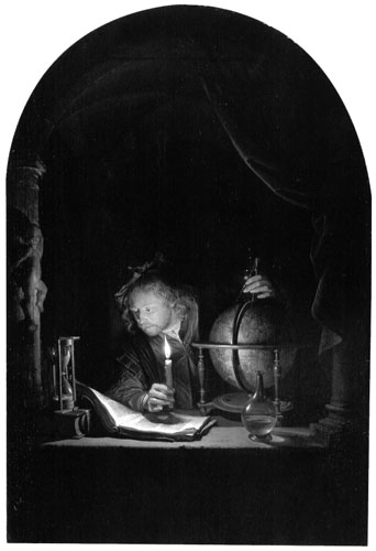 Bacon_Dou,_Gerard_-_Astronomer_by_Candlelight_-_c._1665