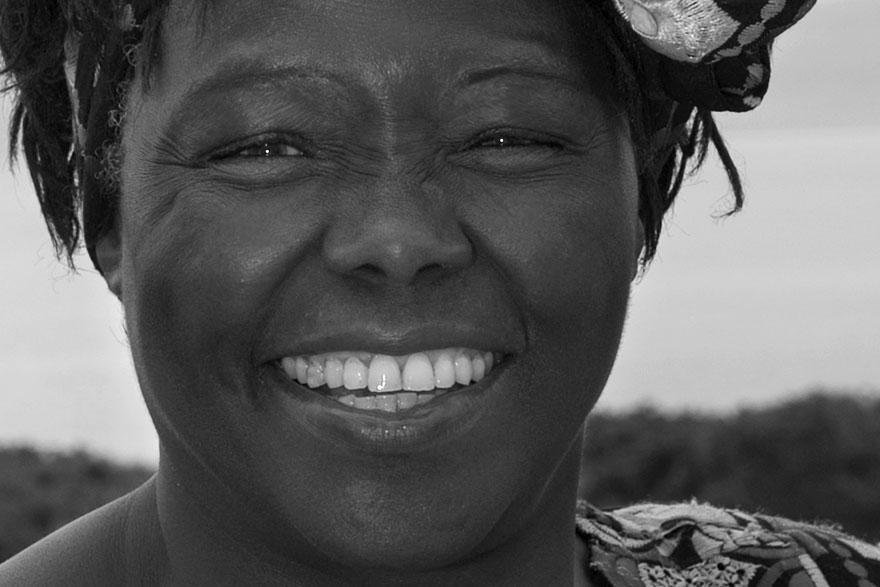 Wangari Maathai headshot