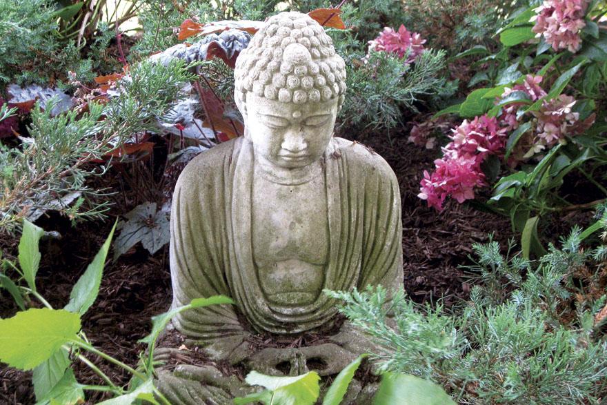 EKOLOGIJA_Buddha u cvijecu