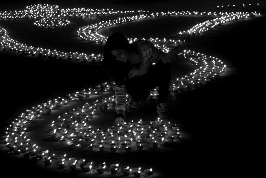 Diwali, praznik svjetla u Indiji