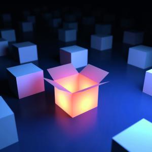 Svijetleca kocka
