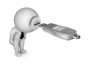 USB covjek