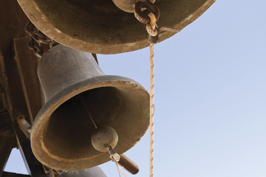 Tree church bells