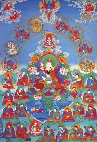 Lama Padmasambhava