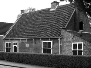 Spinozina kuća u Rijnsburgu