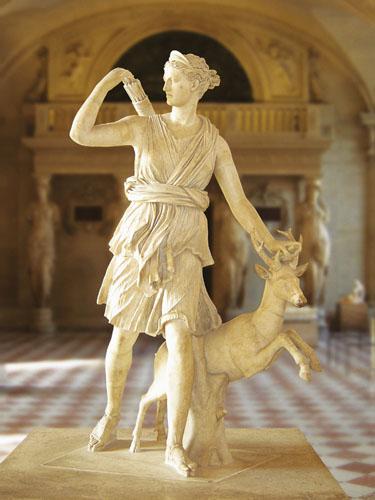 Diana-of-Versailles,- Artemis-2