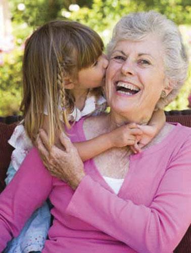 Grandparent-And-Grandchild-Connection