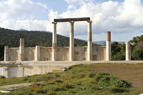 Asclepieion, Epidaurus