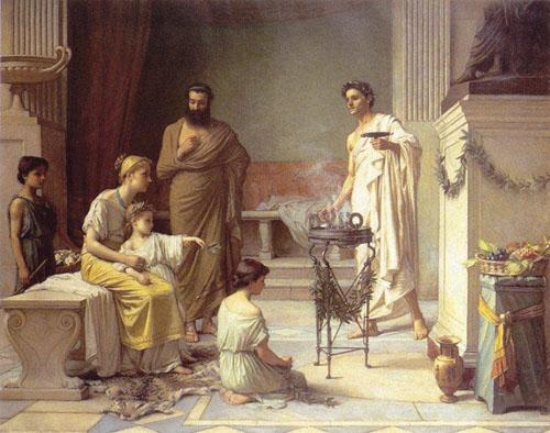 HIGIJA_U Asklepijevom hramu