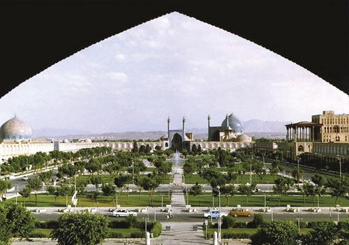 ISLAMSKI VRTOVI_Isfahan2