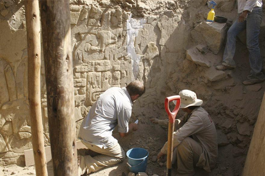 DESCUBREN EN PERÚ UN COMPLEJO MONUMENTAL CON 5.500 AÑOS DE ANTIGÜEDAD