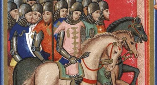 zvonimir i vojnici