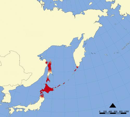 Ainu_mapa