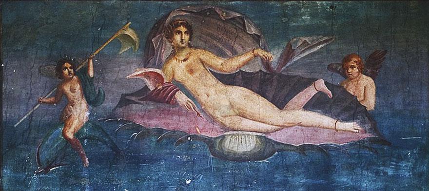 Venera, Pompeji, I. st.