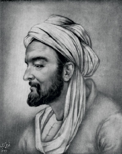 Islamski filozof Ibn Sina (Avicena)  (980. - 1037.)