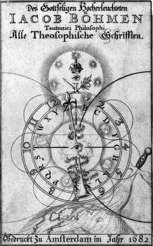 BOEHME_Theosophia Revelata (1730)