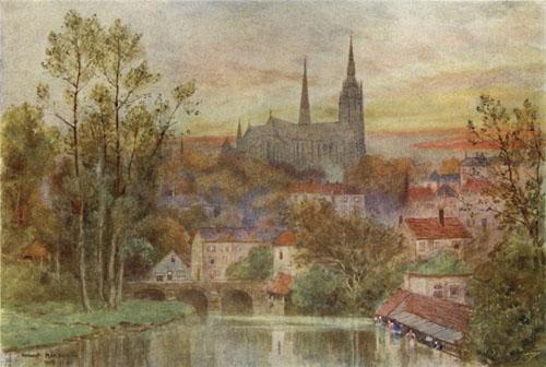 Chartres, Herbert Menzies Marshall