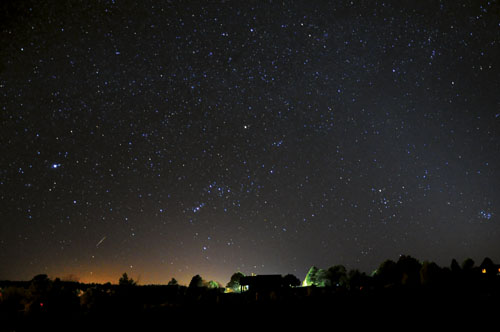 INTUICIJA_Zvjezdano nebo