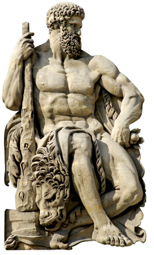 Relief_Heracles