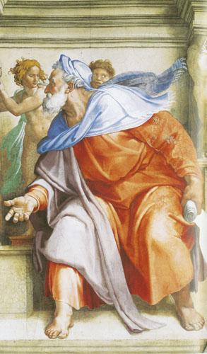 Prorok Ezekiel