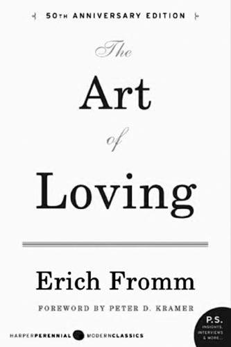 """""""Ljubav nije primarno odnos prema određenoj osobi; to je stav. Orijentacija bića prema svijetu kao cjelini, a ne prema jednom objektu ljubavi'' kaže Fromm."""