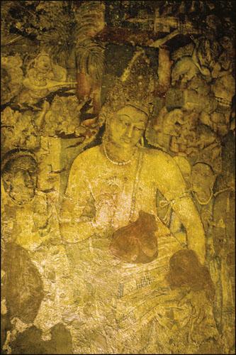Boddhisattva Padmapani.