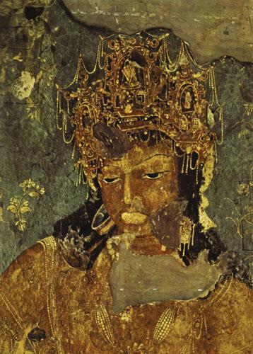 Boddhisattva Vajrapani ili Princ Ajante.
