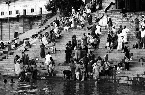 Ganges u Benaresu