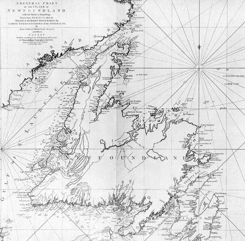 Karta_Neufundland