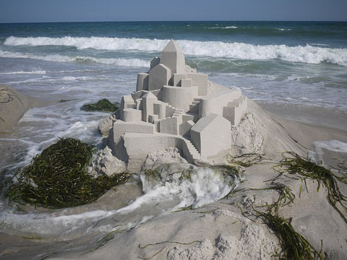 Kule u pijesku