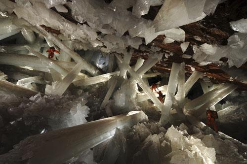 Kristalna špilja, Naica, Meksiko