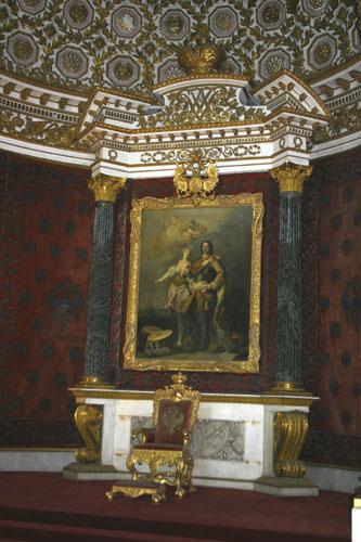 Sala u Zimskom dvorcu