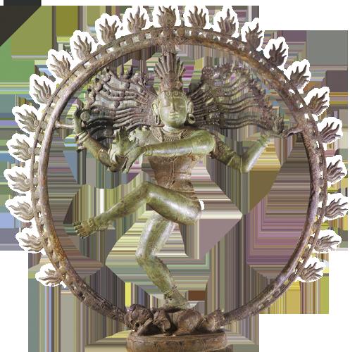 """Ime boga Šive u prijevodu sa sanskrta znači """"blagi"""", """"milostivi"""". Uz Brahmu i Višnua on je treći član trojstva - razaratelj svijeta i uništavatelj neznanja. Onaj koji razara stare istrošene oblike kako bi oslobodio prostor za nove."""