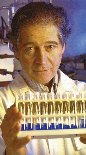 Jacques Benveniste je 1970. g. otkrio trombocitni faktor aktivacije, tzv. PAF (platelet-activating factor).