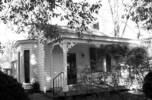 Rodna kuća Helen Keller.