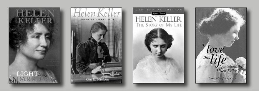 Hellen Keller knjige