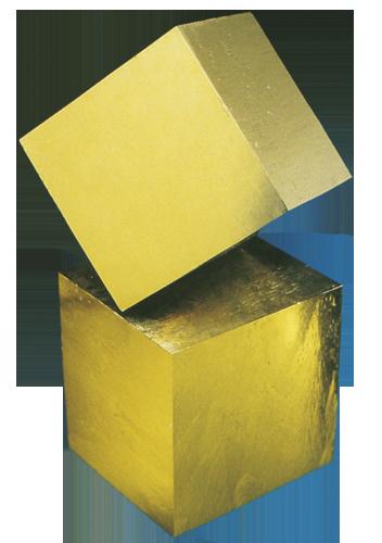 Pirit -  jedan od minerala željeza