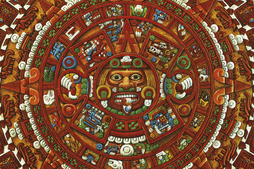 astecki kalendar