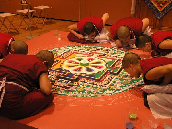 Tibet Mandala