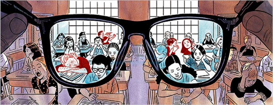 Naočale obrazovanja