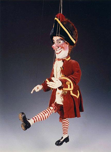 Lutke i marionete - Francuska