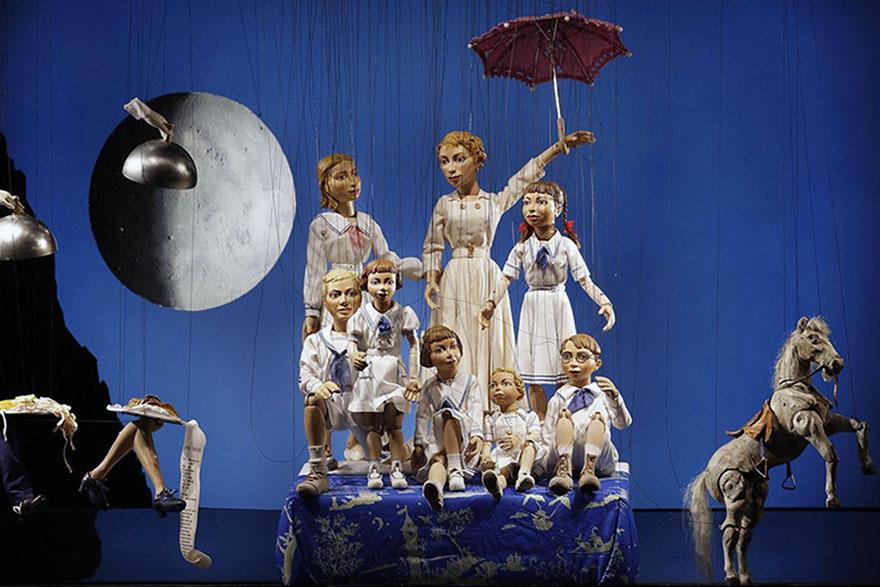 Lutke i marionete - Salzburg
