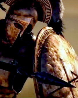 Spartansko učenje o strahu