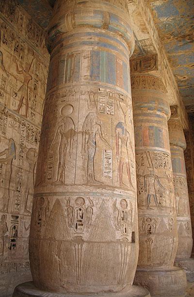 Egipatski stup