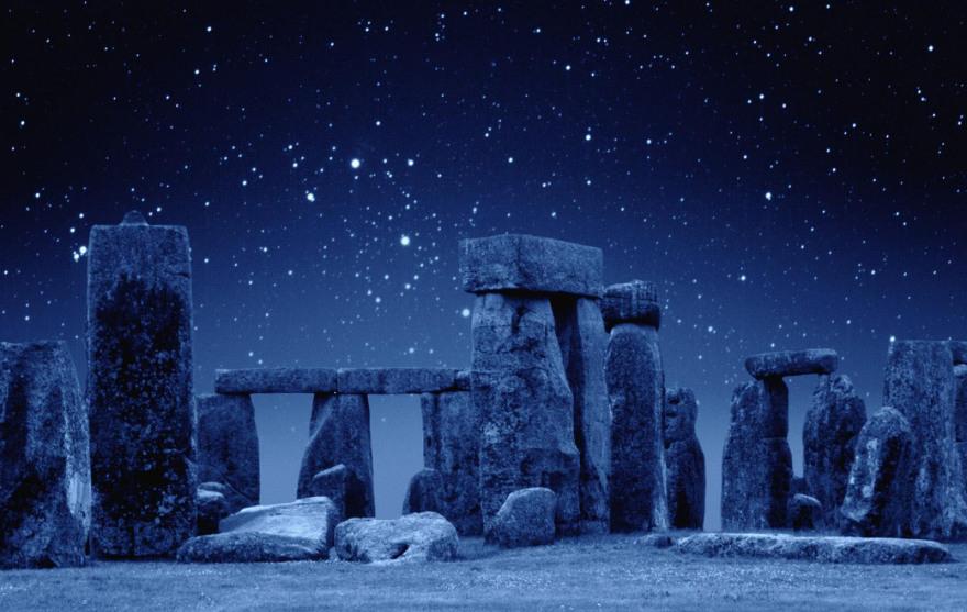 Akustički aspekt Stonehengea