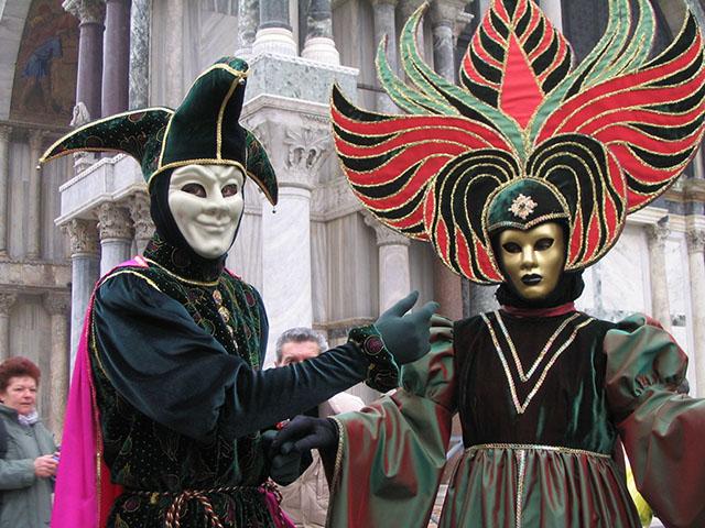 O karnevalu - Venecija