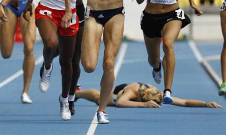 Može li cilj doista opravdati sredstvo utrka