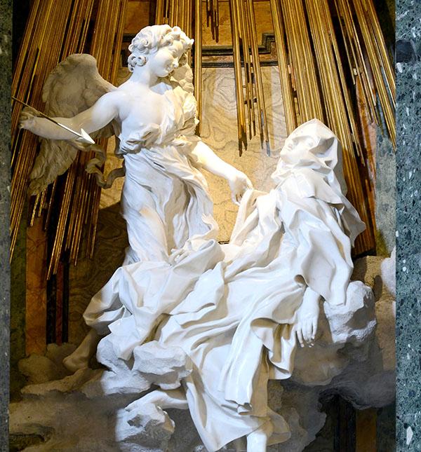 Bernini - Ekstaza Sv. Terezije