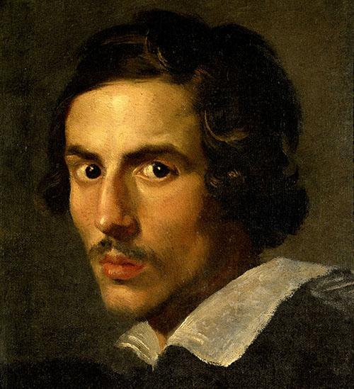 Gian Lorenzo Bernini, Autoportret, 1623.